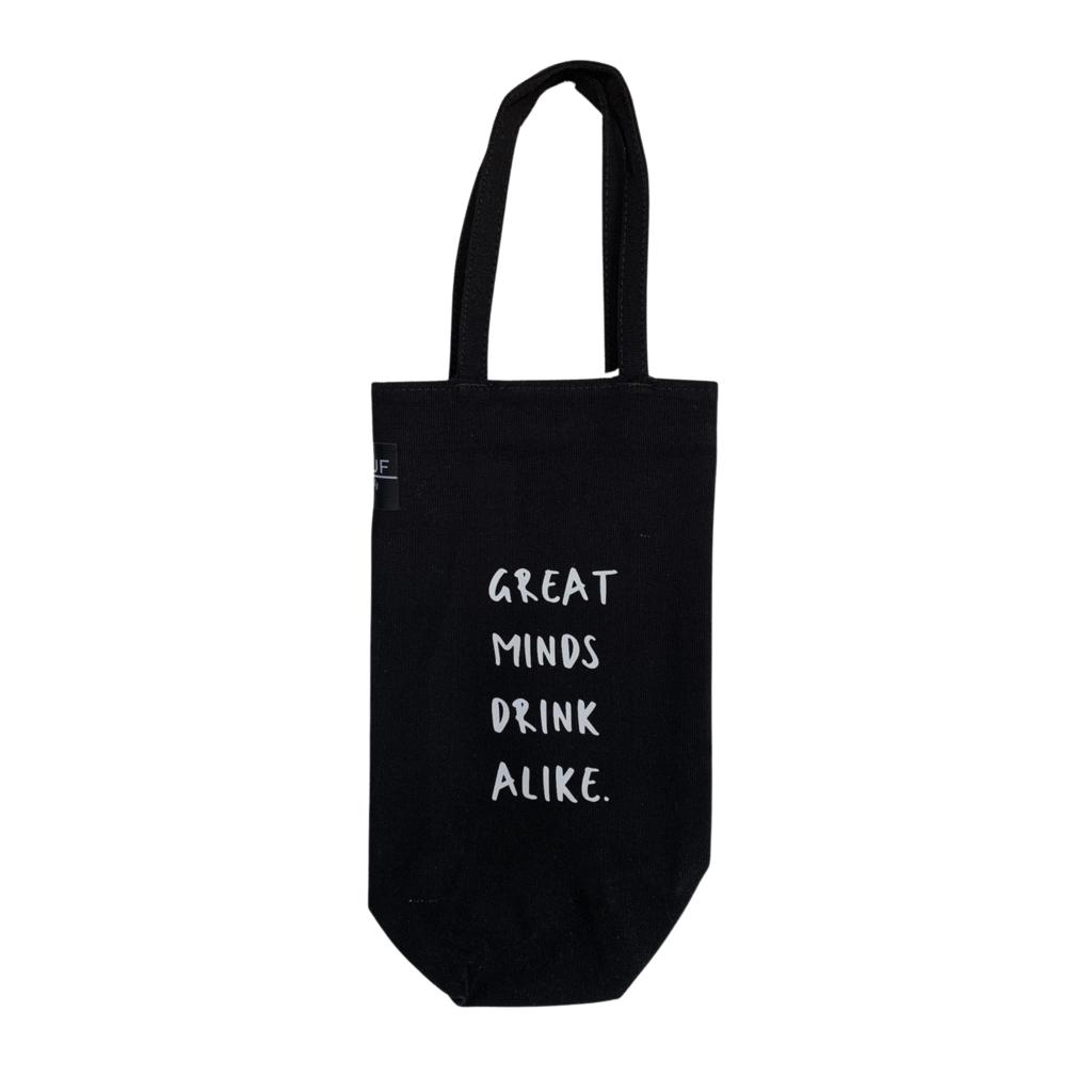 Bottle Bag - Great Minds