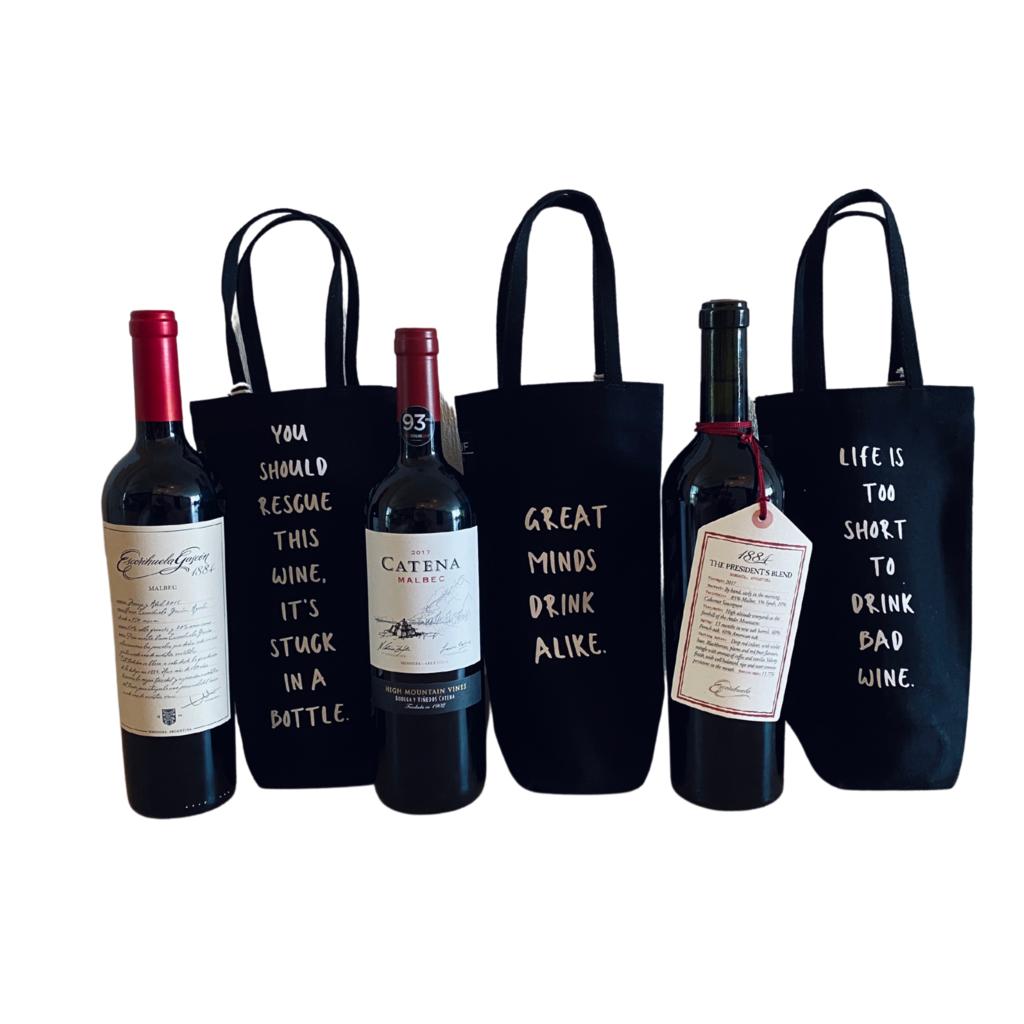 Bottle Bag - Drink me Baby