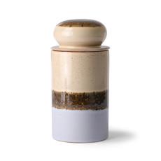 Storage Jar 70's Ceramics