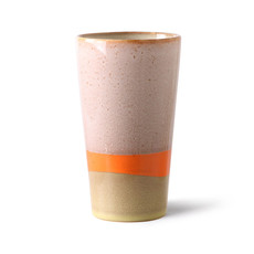 Latte Mug Saturn 70's Ceramics