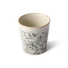 Coffee Mug Hail 70's Ceramics