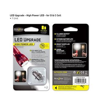 Nite Ize Nite Ize Power Led upgrade