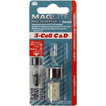 Maglite MAG-NUM STAR II Xenon 3-Cell C&D