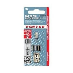 Maglite MAG-NUM STAR II Xenon 5-cell C&D