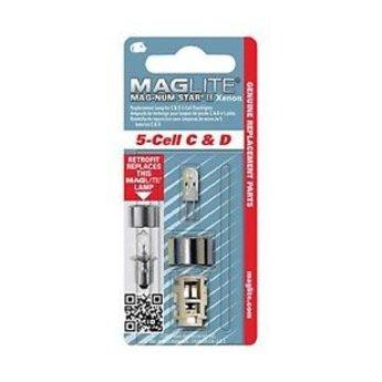 Maglite MAG-NUM STAR II Xenon 5-cell C&D