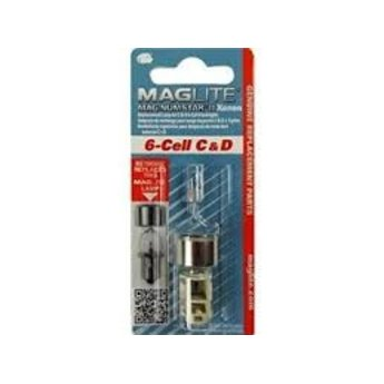 Maglite MAG-Num STAR II XENON 6-CELL C&D