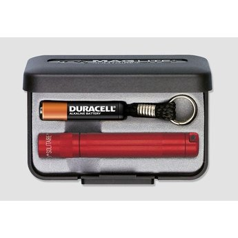 Maglite Solitaire rood