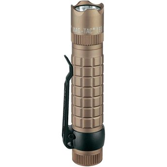 Maglite MAG TAC LED Crown Bezel Zand