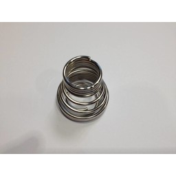 Maglite 04 Batterij veer D-cell