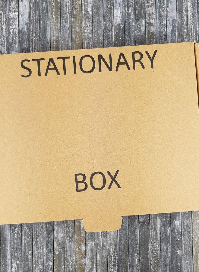 Stationary box M