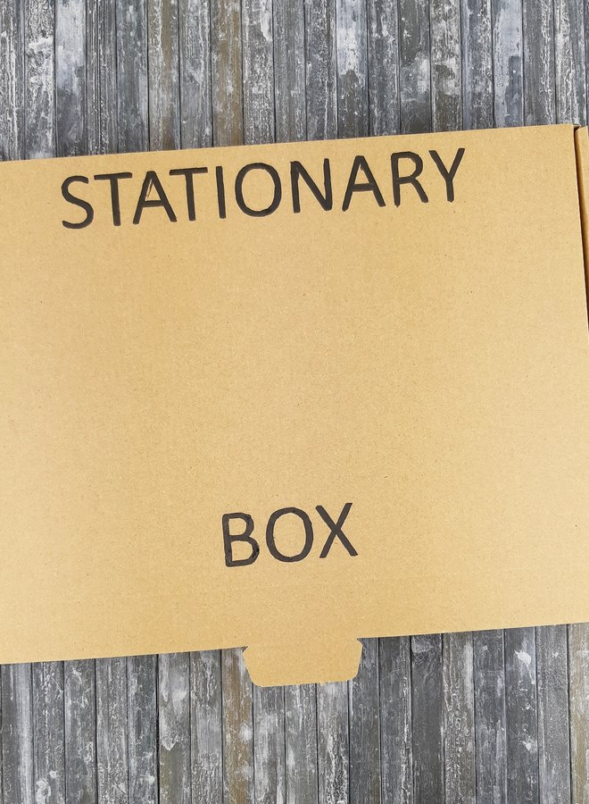 Stationery box XL