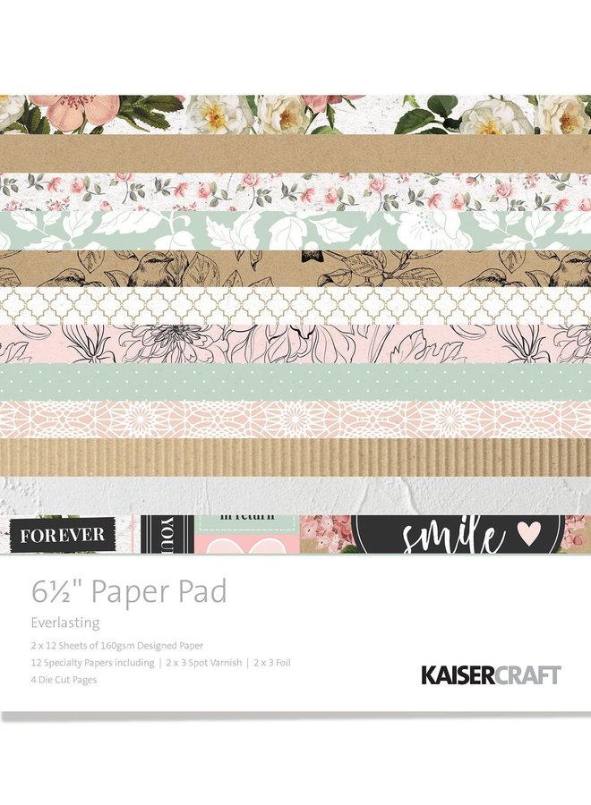 Kaisercraft paper pad - Everlasting