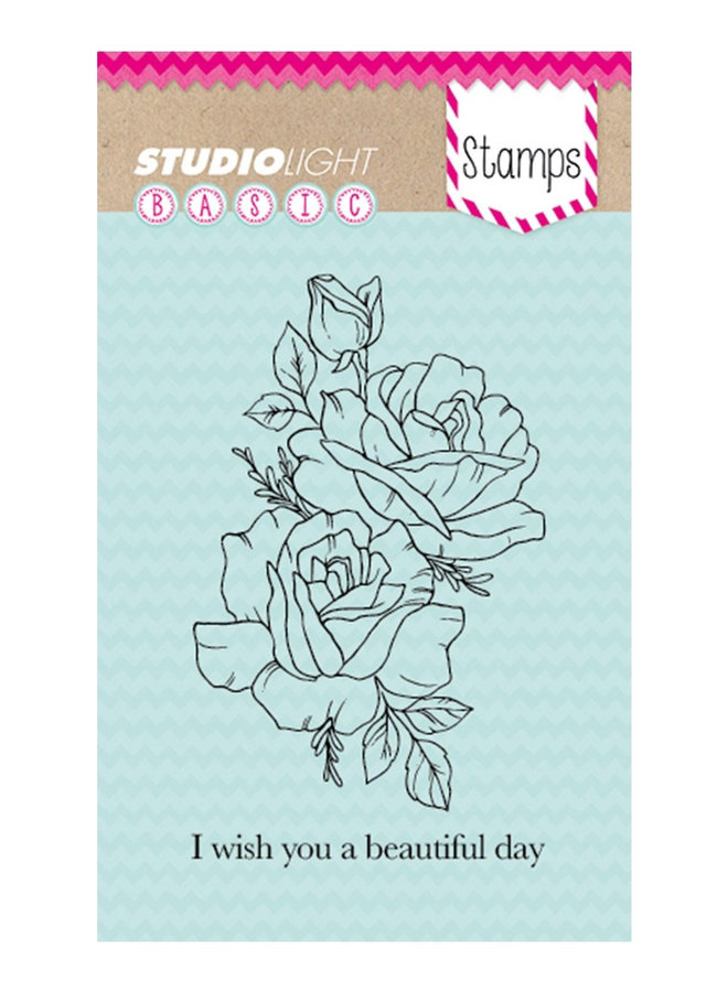 Studio Light - Clear stamp A6 Basics 227
