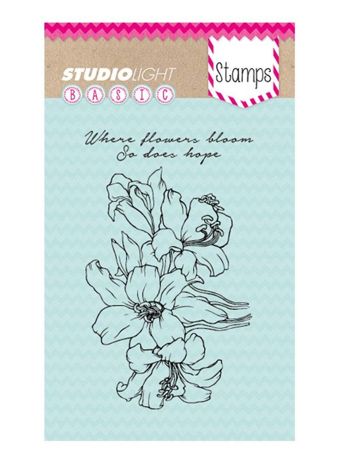 Studio Light - Clear stamp A6 Basics 228