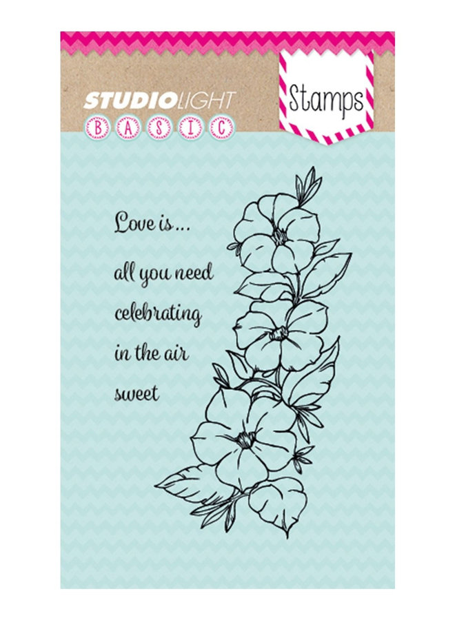 Studio Light - Clear stamp A6 Basics 229