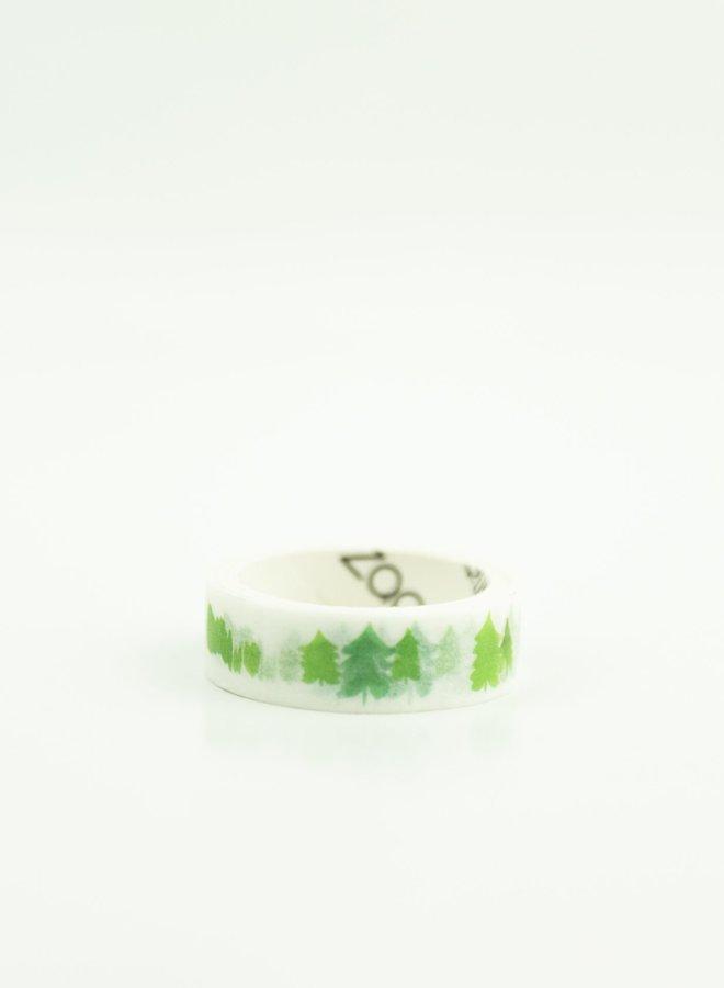 Washi tape | Denne bomen