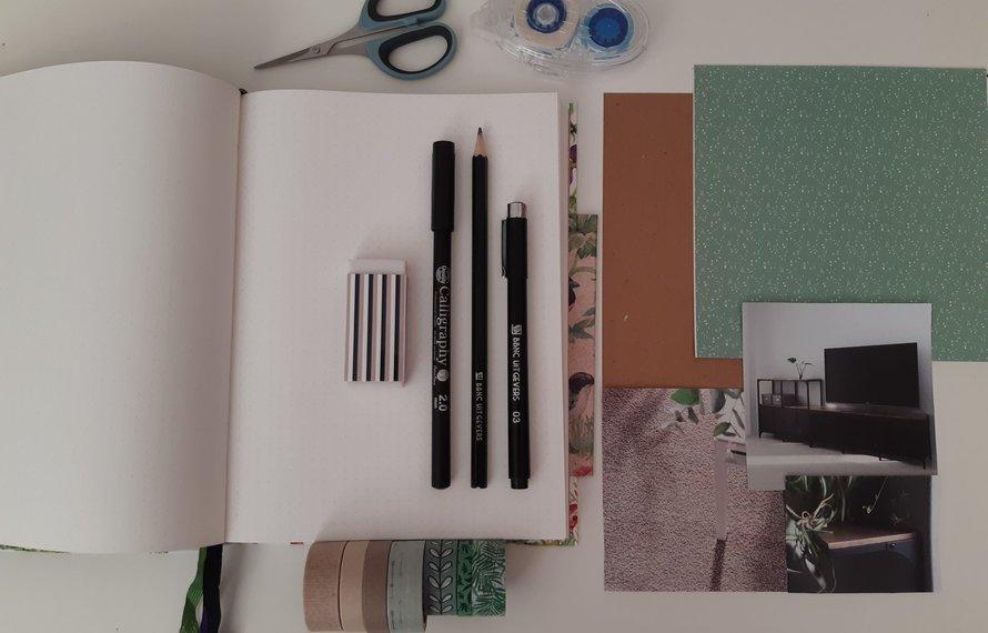 Hoe maak je een Bullet Journal pagina in 5 stappen