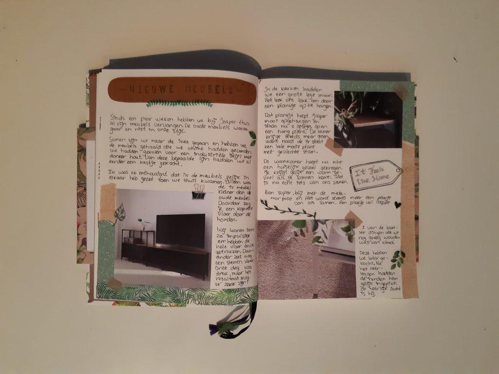 Bullet journal maken stap 5