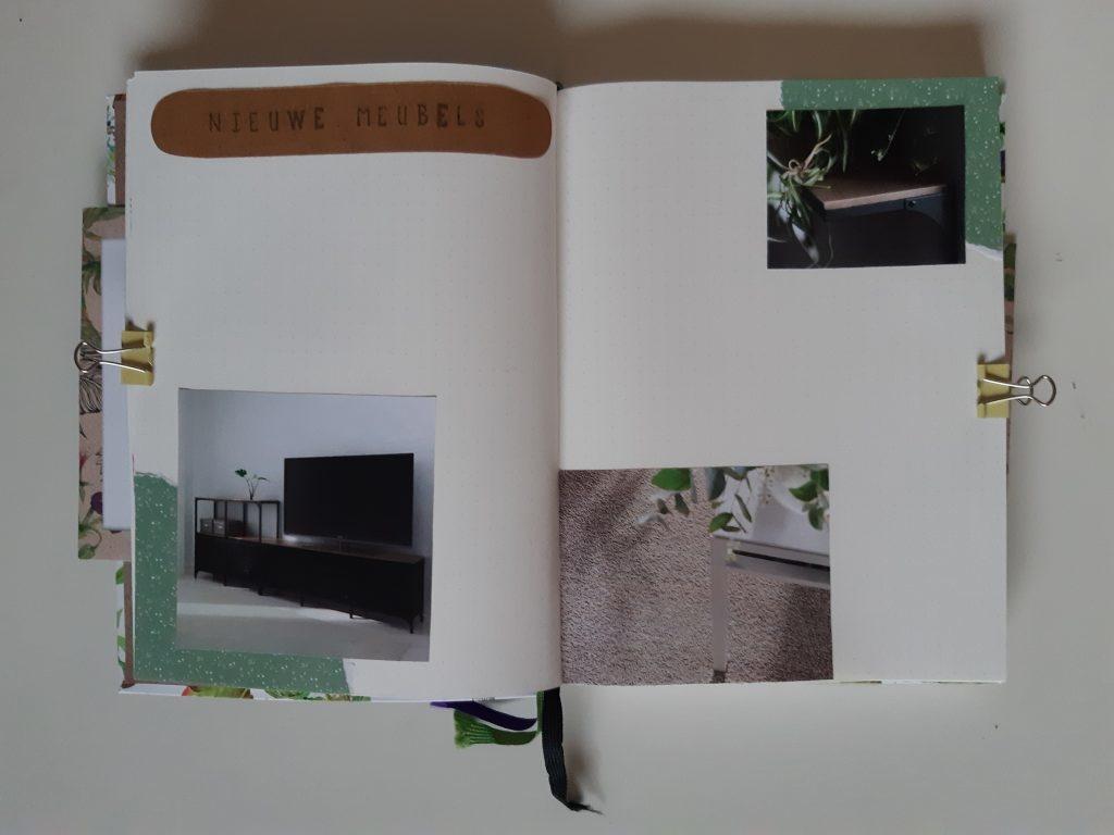 Bullet journal maken stap 3