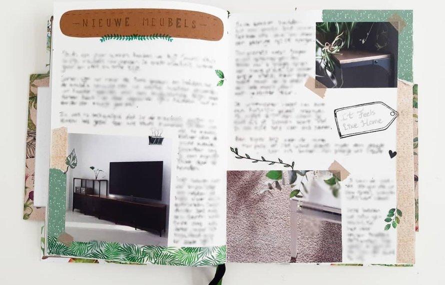 Bullet Journal thema's voor de maand November