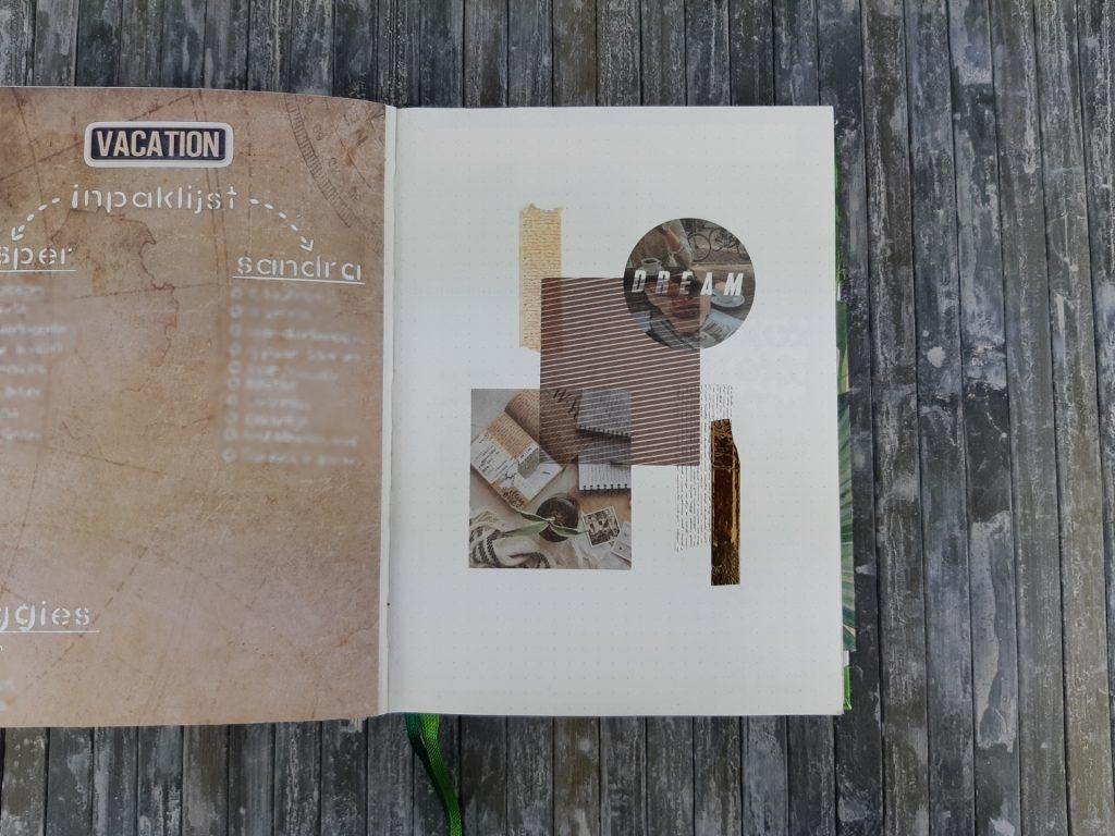 Bullet journal idee creaties