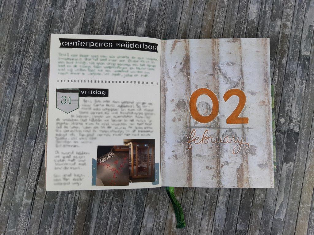 Bullet journal idee dagboek