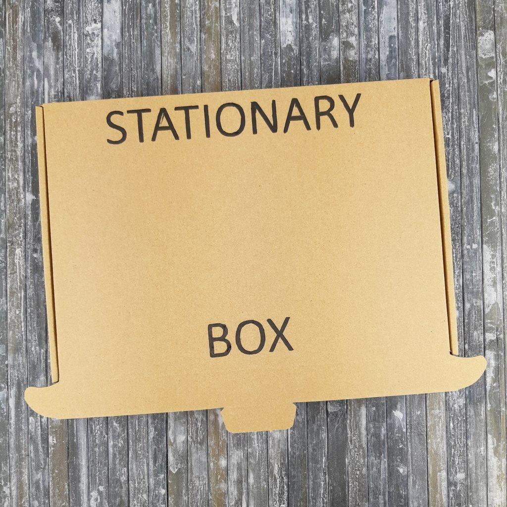 Bullet journal stationary box