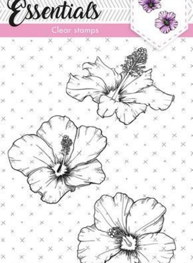 Studio Light - Clear stamp A6 Essentials 381