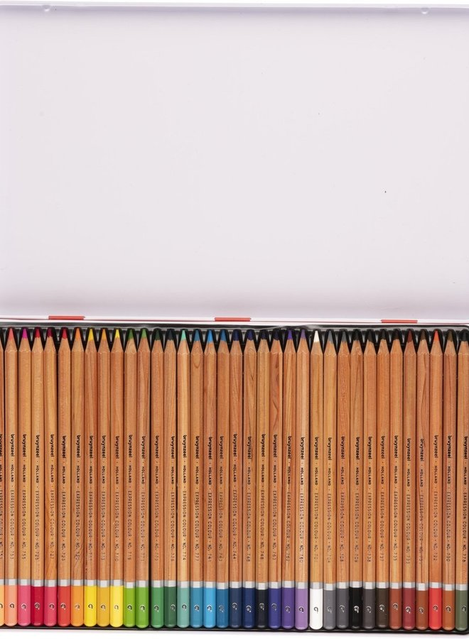 Bruynzeel Expression colour pencils 36 stuks