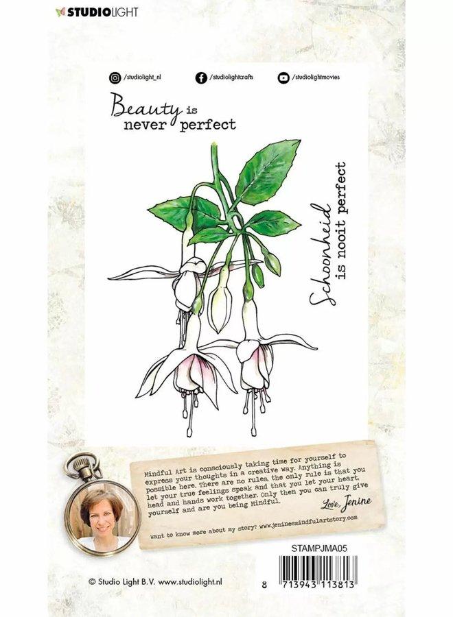 Studio Light - Clear stamp A6 Jenine's Mindful Art 2.0 05