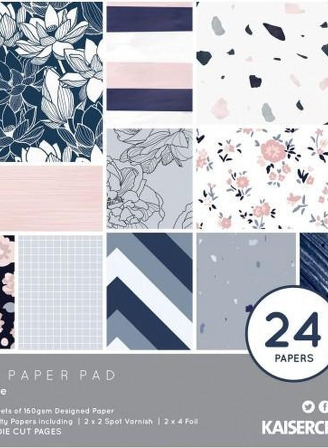 Kaisercraft paper pad - Breathe