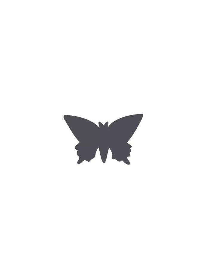 Vaessen Creative - Figuurpons vlinder small