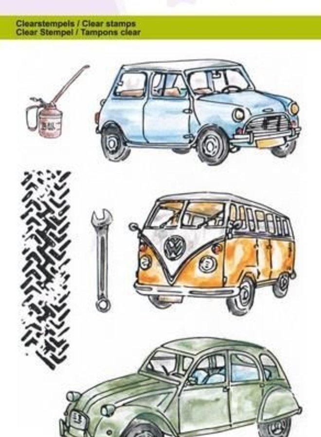 Craftemotions I Vintage auto