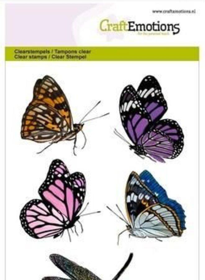 Craftemotions   Vlinders