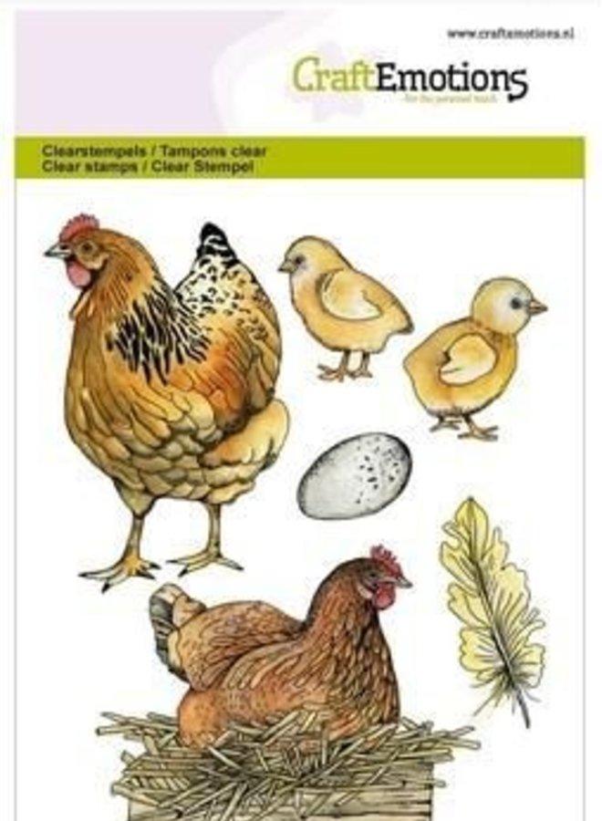 Craftemotions | Kippen