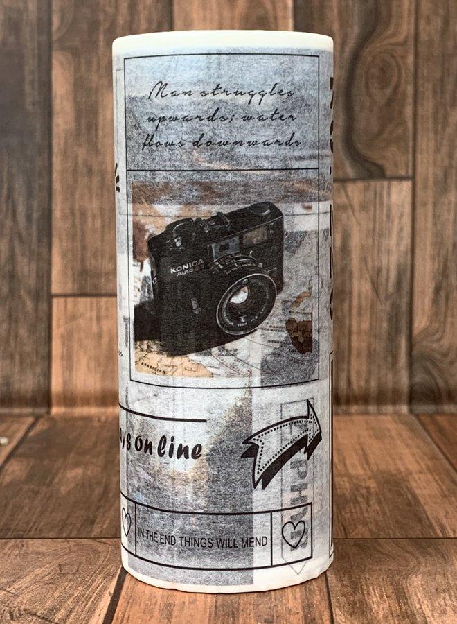 Washi tape I Reizen - Breed