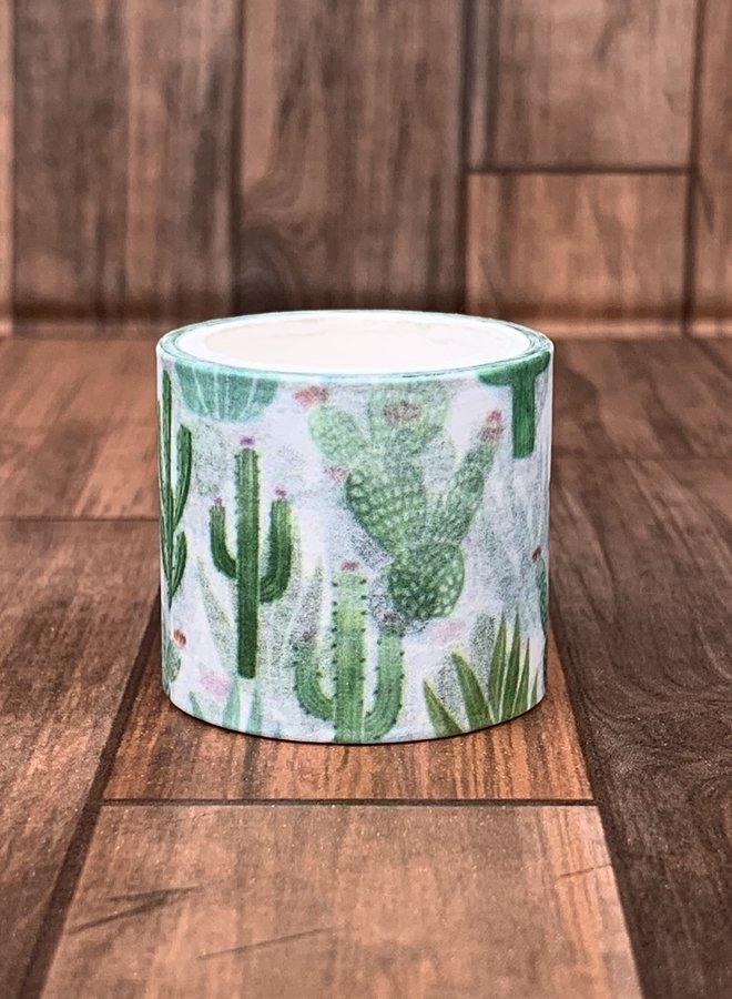 Washi tape   Cactus - Breed