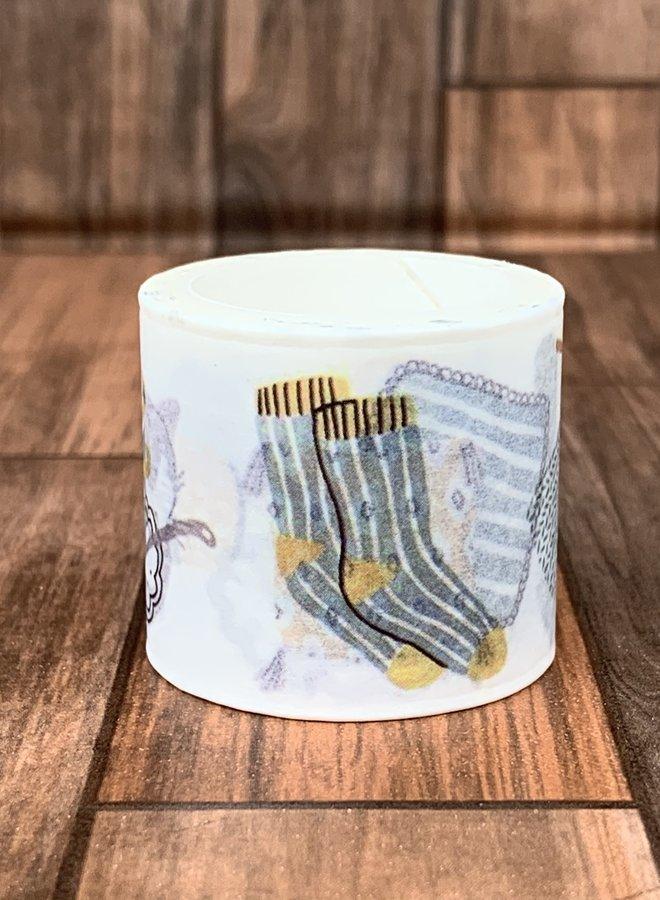 Washi tape | Huiselijke objecten - Breed
