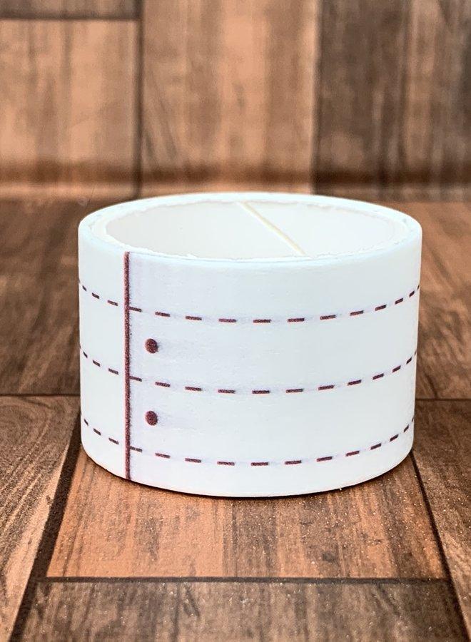 Washi tape | Lijntjes - Breed