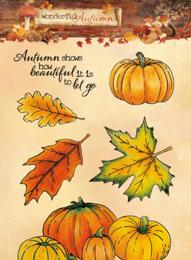 Studio Light | Wonderful autumn - A478