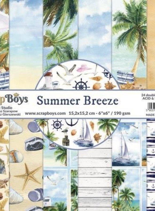 ScrapBoys | Paperpad Summer Breeze