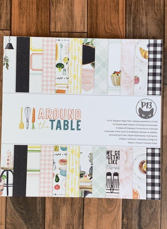 P13 | Around the table