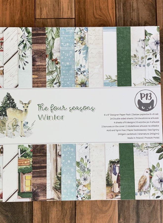 P13 | four seasons winter