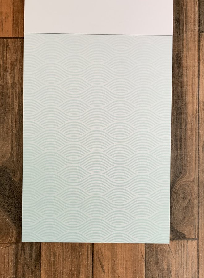 Studio Light | Mini paper pad pastel