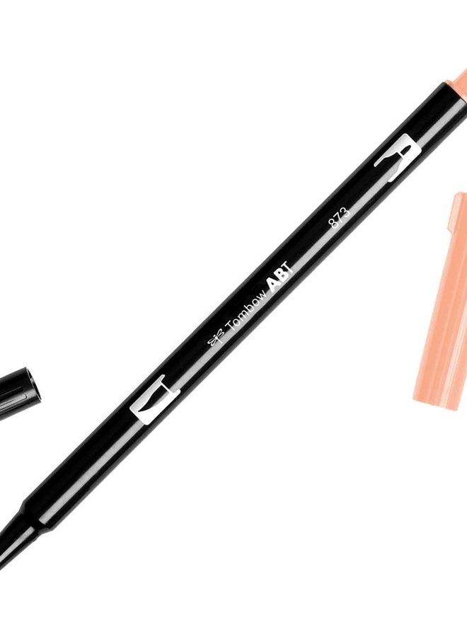 Tombow | Dual Brush Pen - 873 zalm