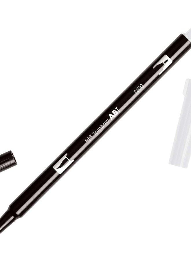 Tombow | Dual Brush Pen - N00 Blender