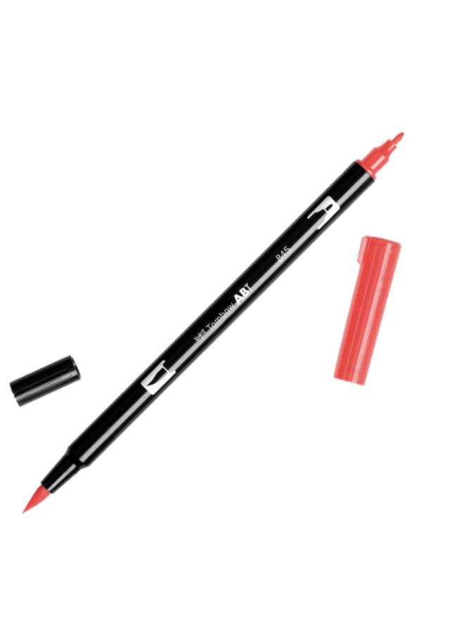 Tombow | Dual Brush Pen - 845 Rood