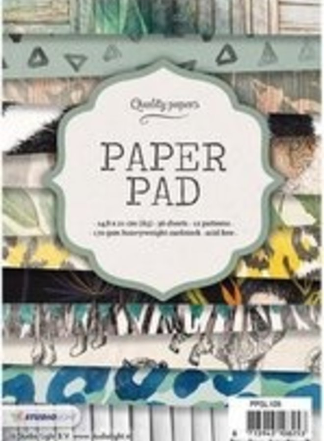 Studio Light | Paper pad 105