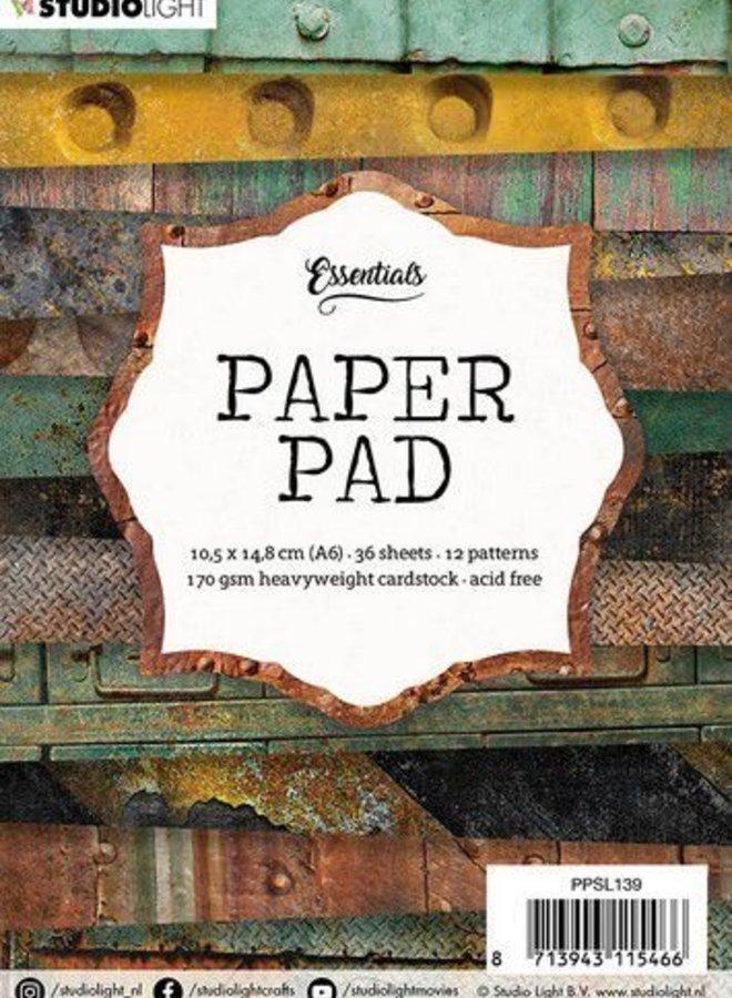 Studio light I Mini paper pad 139