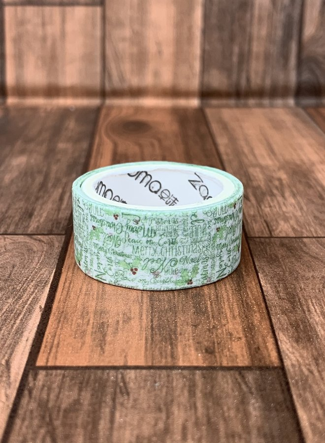 Washi tape l Merry christmas